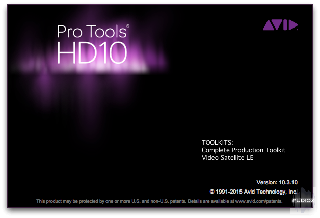 Image result for Avid Pro Tools mac torrent HD 10