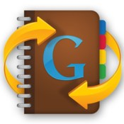 Contacts sync for google gmail icon