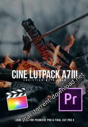 Cmg cine luts for sony a7iii icon