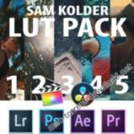 sam kolder luts pack win macos