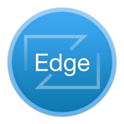 Edgeview 2 cutting edge image viewer icon