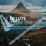Lutify.me Professional 3D LUTs Package for Capture One Pro