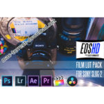 EOSHD Film LUT Pack for Final Cut Pro X, After Effects, Photoshop, Lightroom, Premiere, Resolve and etc