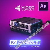 Video Copilot FX Console 1.0.4 for After Effects