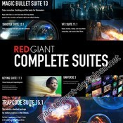 red giant complete suite 2017