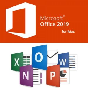 Microsoft Office 2019 for Mac 16.31 VL Multilingual
