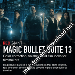 Red Giant Magic Bullet Suite 13.0.14