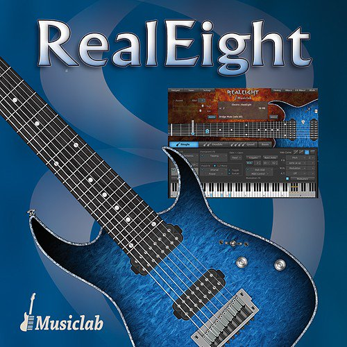 MusicLab RealEight 4.0.2.7433