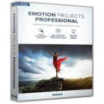 Franzis EMOTION projects professional 1.22.03534