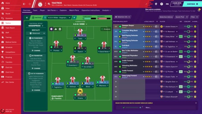 Football Manager 2020 20.4.0