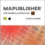 Avenza MAPublisher for Adobe Illustrator 10.6